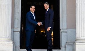 Greek PM on EU tour to soften fiscal targets