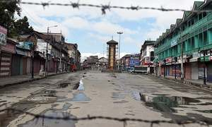 US urges India to free detainees, restore rights in occupied Kashmir