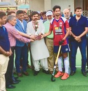 All stakeholders should play their role for hockey revival: Nasir Shah