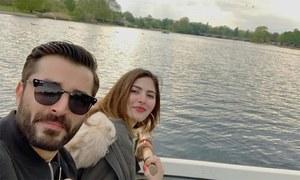 حمزہ علی عباسی نے 25 اگست کو شادی کی تصدیق کردی