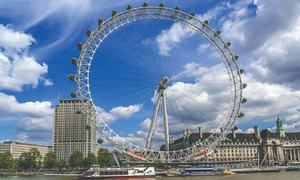 Travel: My trip to England