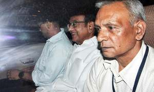 India's ex-finance minister arrested in dramatic raid at his home