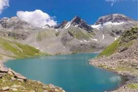 Swat's Mastij Lake a feast for eyes
