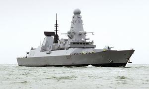 Britain sends another warship to Gulf