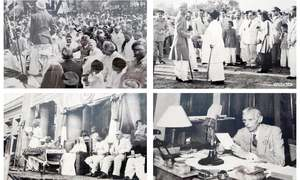 Quaid's rare photographs put on display in F-9 Park