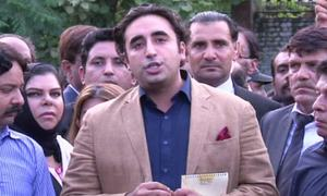 Govt trying to 'murder' Zardari by not allowing his medical check-up: Bilawal