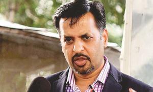 میئر کراچی  نے مصطفیٰ کمال کو 'پروجیکٹ ڈائریکٹر گاربیج' تعینات کردیا