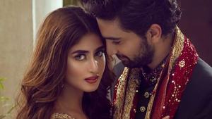 Sajal Aly and Ahad Raza Mir's upcoming web series is a cross-border love story