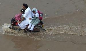 کراچی: بارش کے پیش نظر جمعرات کو نجی اسکولز بند رکھنے کا اعلان