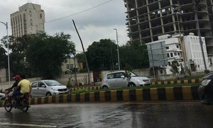 سندھ بھر میں بارشیں، مختلف حادثات میں 4 افراد جاں بحق