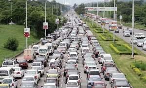 'کشمیر آور' : 12 بجے ٹریفک سگنل سرخ کرنے کا فیصلہ