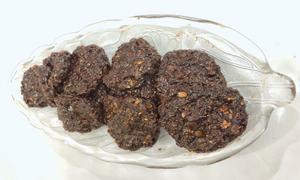 Cook-it-yourself: No bake chocolate porridge cookies