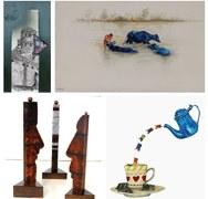 Artworks narrate human stories, showcase heritage