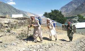 Chitral villagers announce protest over water shortage