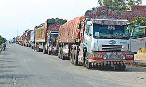 Truck sales sputter as boom years end