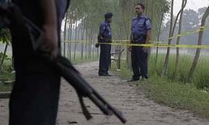 Fourth Rohingya refugee shot dead over Bangladesh murder