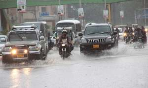 Three killed in rain-related incidents as another spell of monsoon hits city