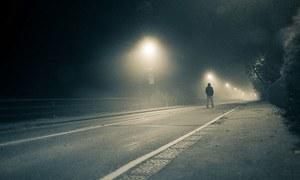 افسانہ: سڑک اور تنہائی