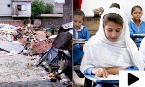 کچرے سے 5 ہزار بچوں کو مفت تعلیم ملنے لگی