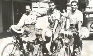 The incredible adventures of 7 Parsi men who cycled across the world a century ago