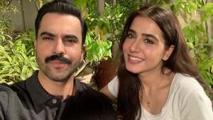Junaid Khan and Mansha Pasha are pairing up for a feature film