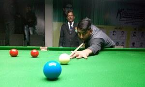 سارک اسنوکر چیمپئن شپ: پاکستان، بھارت کو شکست دے کر فائنل میں پہنچ گیا