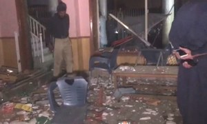 1 killed, 10 injured in two Quetta IED blasts