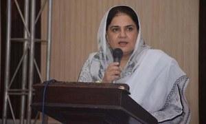 سینیٹر روبینہ خالد کے خلاف 'غلط خبر' شیئر کرنے والے شخص نے معافی مانگ لی