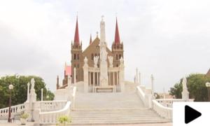 کراچی کا قدیم سینٹ پیٹرک چرچ فن تعمیر کا حسین شاہکار