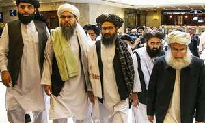 On again, off again: Erratic history of talks with the Taliban