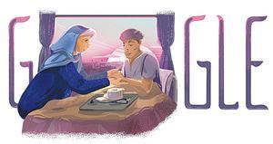 Google doodle celebrates leprosy healer Dr Pfau's 90th birthday
