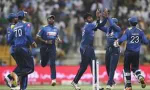 'دورہ پاکستان پر بھارت کی سری لنکن کھلاڑیوں کو آئی پی ایل سے باہر کرنے کی دھمکی'