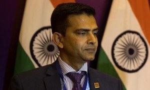 پاک-چین مشترکہ اعلامیے میں مقبوضہ کشمیر کا ذکر ہونے پر بھارت کو تشویش