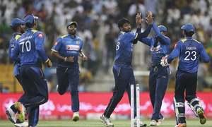 سری لنکا نے دورہ پاکستان کیلئے کرکٹ ٹیم کا اعلان کردیا