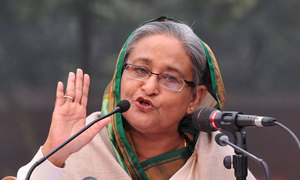 Bangladesh PM blames Myanmar for Rohingya repatriation failure