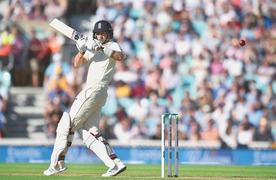 Root rides luck to lift England in final Ashes Test