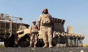 متحدہ عرب امارات کا ملٹری آپریشن، 6 فوجی اہلکار جاں بحق