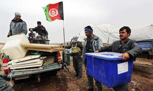 Afghan election back in spotlight after Trump's Taliban tweets
