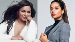 Mindy Kaling will be the inaugural guest on Lilly Singh's late-night show