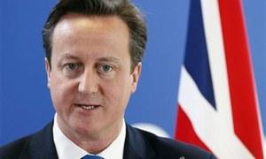 برطانیہ کے سابق وزیراعظم  نے بریگزٹ تقسیم پر معذرت کرلی