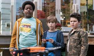 CINEMASCOPE: BOYS WILL BE MEN