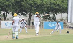 Sindh make solid start as new season gets underway