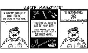 Cartoon: 15 September, 2019