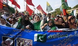Kashmiris postpone LoC march till Imran's speech at UNGA