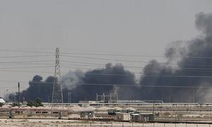سعودی عرب تیل تنصیبات پر حملے میں ایران براہ راست ملوث ہے، امریکا