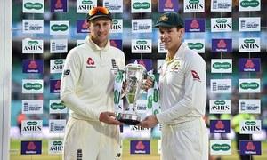 ایشز کے آخری میچ میں انگلینڈ کی آسٹریلیا کو شکست، سیریز برابر