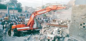LHC stays drive to retrieve land