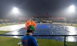 India-SA T20 abandoned as rain plays spoilsport