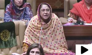 'ایسے حالات پیدا کئے جا رہے ہیں کہ لوگ پاکستان میں رہنا چھوڑ دیں'