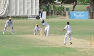 Nawaz, Asif salvage honourable draw for Northern